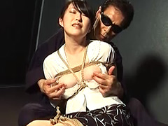 【エロ動画】有末剛 緊縛術 実践SM篇 その1のエロ画像