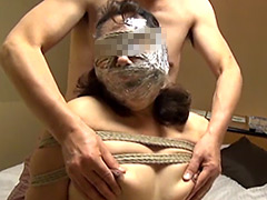 【エロ動画】【動画】素人投稿 奴隷夫人 PART1 緊縛奴隷夫人・幸恵のエロ画像
