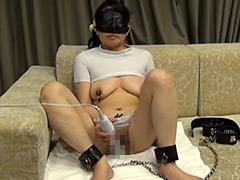 【エロ動画】【動画】素人投稿 奴隷夫人 PART5 拘束具奴隷夫人みなみのエロ画像