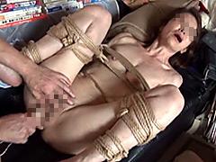 【エロ動画】【動画】素人投稿 奴隷夫人 PART6 飼育奴隷夫人・優子のエロ画像