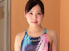 水着:僕の妹の競泳水着 多香子21歳 保育園の先生1