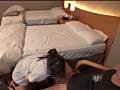 ホテルの女従業員を呼びだし勃起チ●コを見せつけると 14
