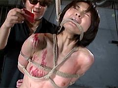 【エロ動画】PAIN GATE 苦悶乱舞のSM凌辱エロ画像