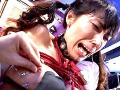 【エロ動画】PAIN GATE LIVE 〜謝肉祭〜のSM凌辱エロ画像
