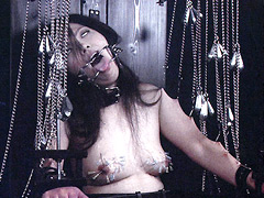 【エロ動画】PAIN GATE 達磨鎖食のエロ画像