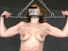 【エロ動画】PAIN GATE 電流絞首刑 - 極上SM動画エロス