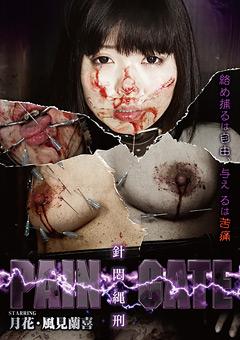 【日本人ペインゲート動画】PAIN-GATE-針悶縄刑-SM