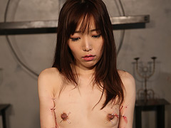 【エロ動画】PAIN GATE 釘血絞首刑 - 極上SM動画エロス