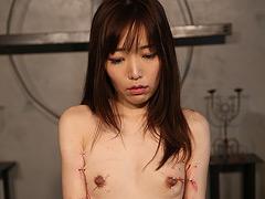 【エロ動画】PAIN GATE 釘血絞首刑のエロ画像