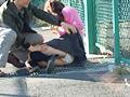 [露出動画]スカートめくり&乳揉み盗撮1 女子校生&OL編-画像5