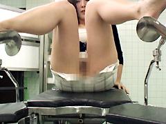 産婦人科診療盗撮2