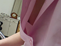 看護師胸チラ&モロ乳首1 1