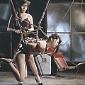 緊縛 鞭とハイヒール