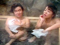 好色温泉 ~昇天覗き風呂~