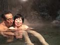 熟年カップルが夫婦二人きりの温泉旅行で熱い交尾 3