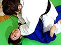 実践女子柔道 絞め技失神マニュアル 神木なな,純野静流