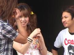 【エロ動画】突撃!!街角素人ナンパ!!6のエロ画像