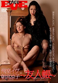 「飛室イヴ×朝宮涼子 ~友人帳~」のパッケージ画像
