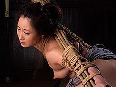 【エロ動画】女囚幻想 川上ゆうのSM凌辱エロ画像