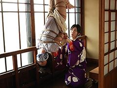 【エロ動画】〜緊縛8〜 蓬莱かすみ×羽月希 - 極上SM動画エロス
