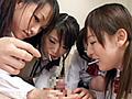 こんなにも可愛い女の子たちのとってもエッチで過激なアルバイトを御覧下さい!禁断のロリータ美女×4×大乱交!