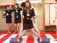 【エロ動画】2006年度 朝まで(生)大乱交SP忘年会のエロ画像