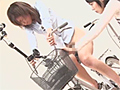 アクメ自転車を作った伝説のSOD女子社員がイクッ!!