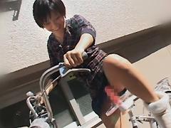 アクメ自転車がイクッ!!3