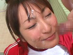 【エロ動画】芸能人 琴乃 学園パラダイスのエロ画像