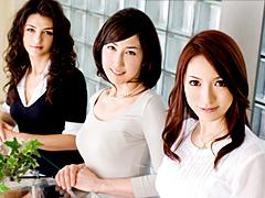 【エロ動画】人気女子アナウンサーを生放送中にAVデビューのエロ画像