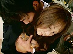 【エロ動画】芸能人 安達有里 タブーのエロ画像
