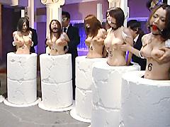 【エロ動画】超高級(秘)巨乳社交クラブのエロ画像