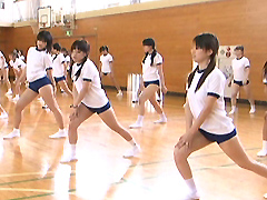 2-B 体育の時間