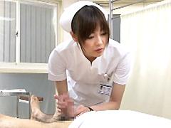 【エロ動画】手コキクリニック10のエロ画像