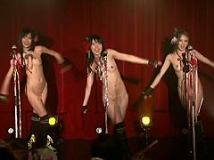 【大島優子】激似AV女優:国民的アイドルユニット2 全裸ライブコンサート