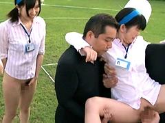 【エロ動画】2011秋 SOD女子社員 ブルマ大運動会 - エロ動画!企画もの