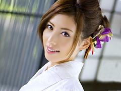 【エロ動画】おいらん温泉若女将 横山美雪のエロ画像
