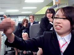 【エロ動画】2012年 SOD新人女子社員 入社式+AVのお仕事のエロ画像