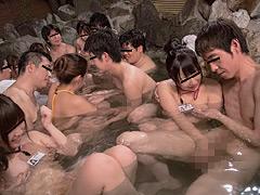 【エロ動画】2012年秋 SOD女子社員とイクッ 癒しの温泉のエロ画像