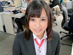 新人女子社員 SOD 宣伝部 入社1年目 浅野えみ