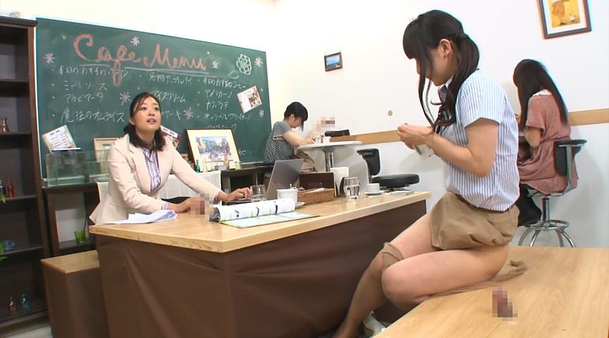 壁!机!椅子!から飛び出る生チ○ポが人気のお店 『喫茶しゃぶりながら』…さらにハメながら の画像15