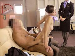 「制服・下着・全裸」 またがりオマ○コ航空