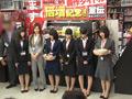 売場面積大幅拡大計画を支えるSOD女子社員6名の活躍 1