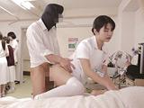 病院生活で「常に性交」ナース