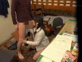 素人・AV人気企画・女子校生・ギャル サンプル動画:高学歴女子大生家庭教師がパンツにシミを作ったら