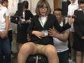 素人・AV人気企画・女子校生・ギャル サンプル動画:SOD女子社員 セクハラ大乱交 社内体力測定