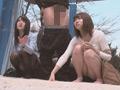 素人・AV人気企画・女子校生・ギャル サンプル動画:マジックミラー号で下車したガードが固い素人娘