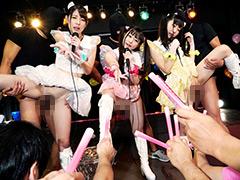 【エロ動画】芸能界で「常に性交」アイドルのエロ画像