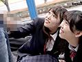 素人・AV人気企画・女子校生・ギャル サンプル動画:マジックミラー号 田舎修学旅行生 おじさんクンニを30分