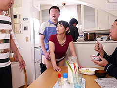 9人息子、旦那と連続セックス朝生活 加藤沙季(34)